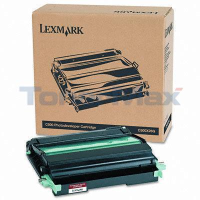 LEXMARK C500N PHOTODEVELOPER CART